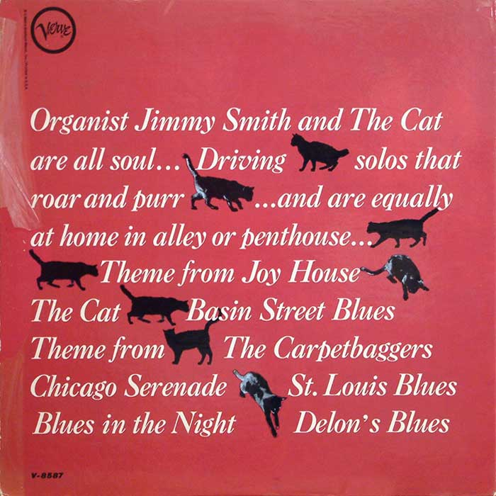 Jimmy Smith - The Cat Strikes Again...