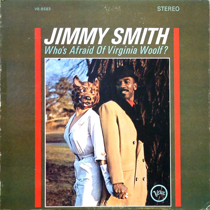 Incredible Jimmy Smith The Softly As A Summer Breeze