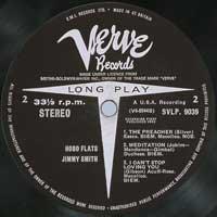 Jimmy Smith - Hobo Flats